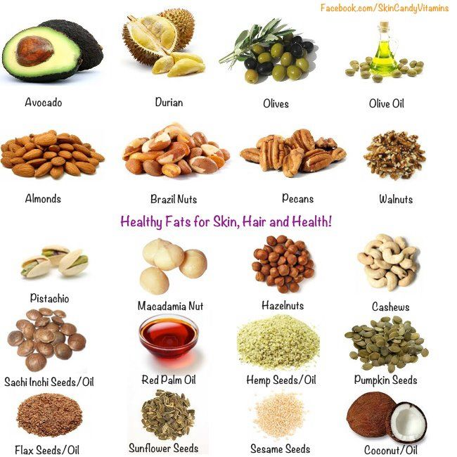 Healthiest Fats For Good Skin Hair And Hormones Insomnia And Menopause