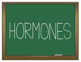 Hormone balance.....