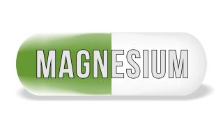 Magnesium capsule
